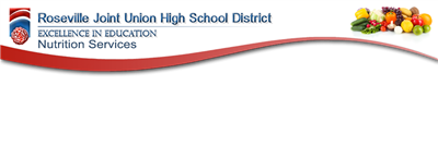 Nutrition Services - RJUHSD