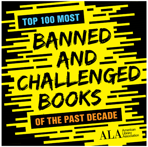 banned books top 100 image