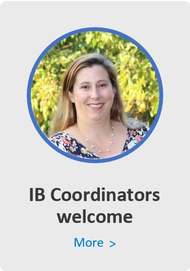 IB Coordinators Welcome