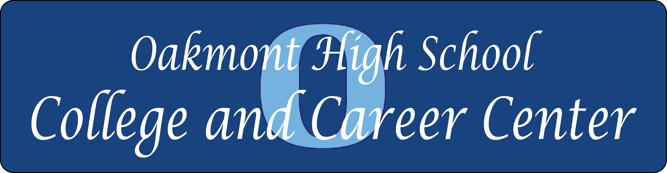 OHS College and Career Center banner