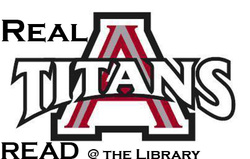 Real Titans Read logo