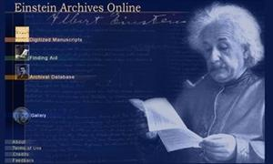Einstein Archives Online