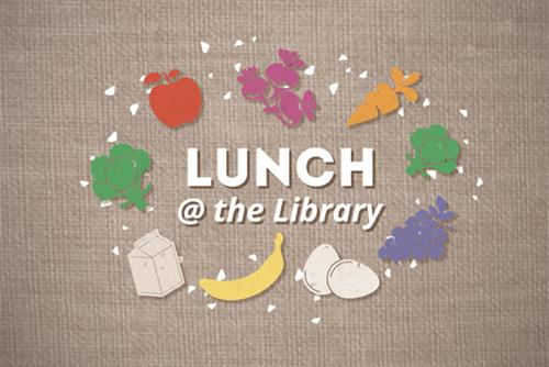 lunch at library