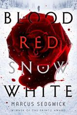 Blood red Snow White book cover