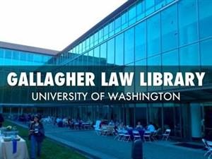 Gallagher Law Library graphic