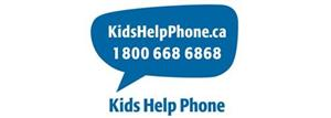 Kids Help Phone Line logo