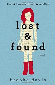 Lost and found book cover