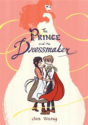 prince and the dressmaker cover image