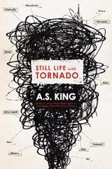 Still life with tornado book cover