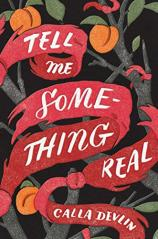 Tell me something real book cover