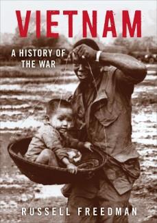Vietnam a history of the war book cover