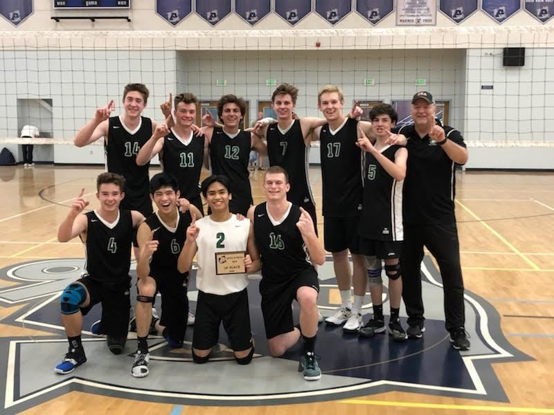 Varsity Wins Battle of the Bay Tournament
