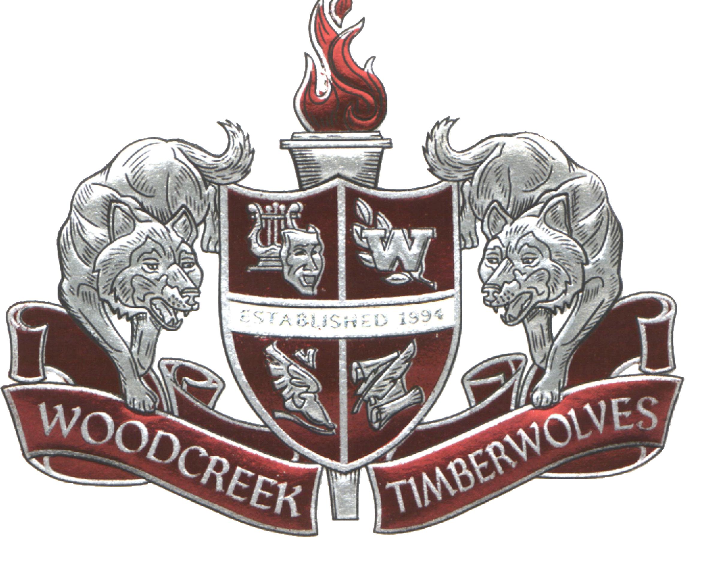 Woodcreek High School Boosters logo