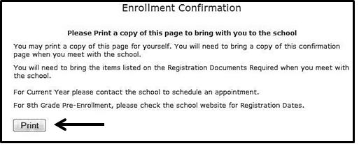 Print Confirmation