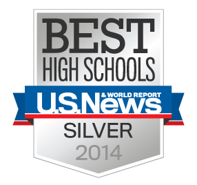 Best High School Silver 2014 Award